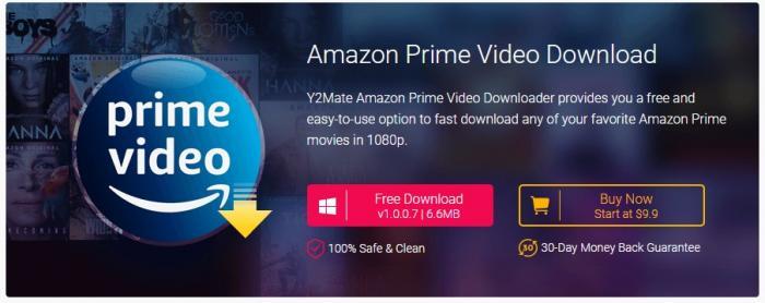 Y2Mate Amazon Prime