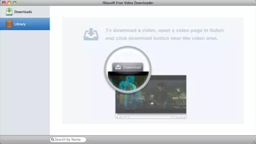 iSkySoft Video Downloader