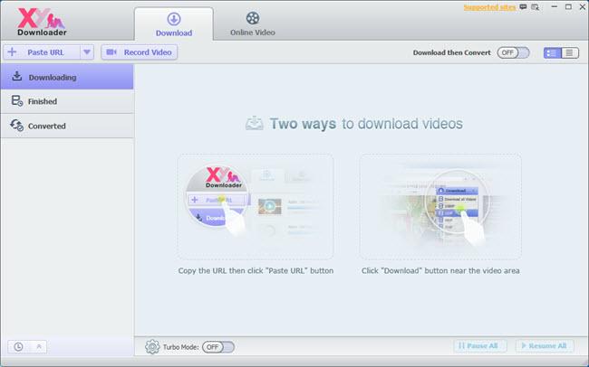 XYDownloader for Mac